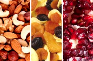 Secca, essiccata o fresca: la migliore frutta per l'autunno